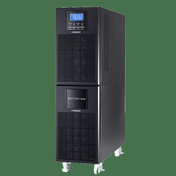 UPS Emmerich Master Pro 1 phase dengan kapasitas 6 dan 10